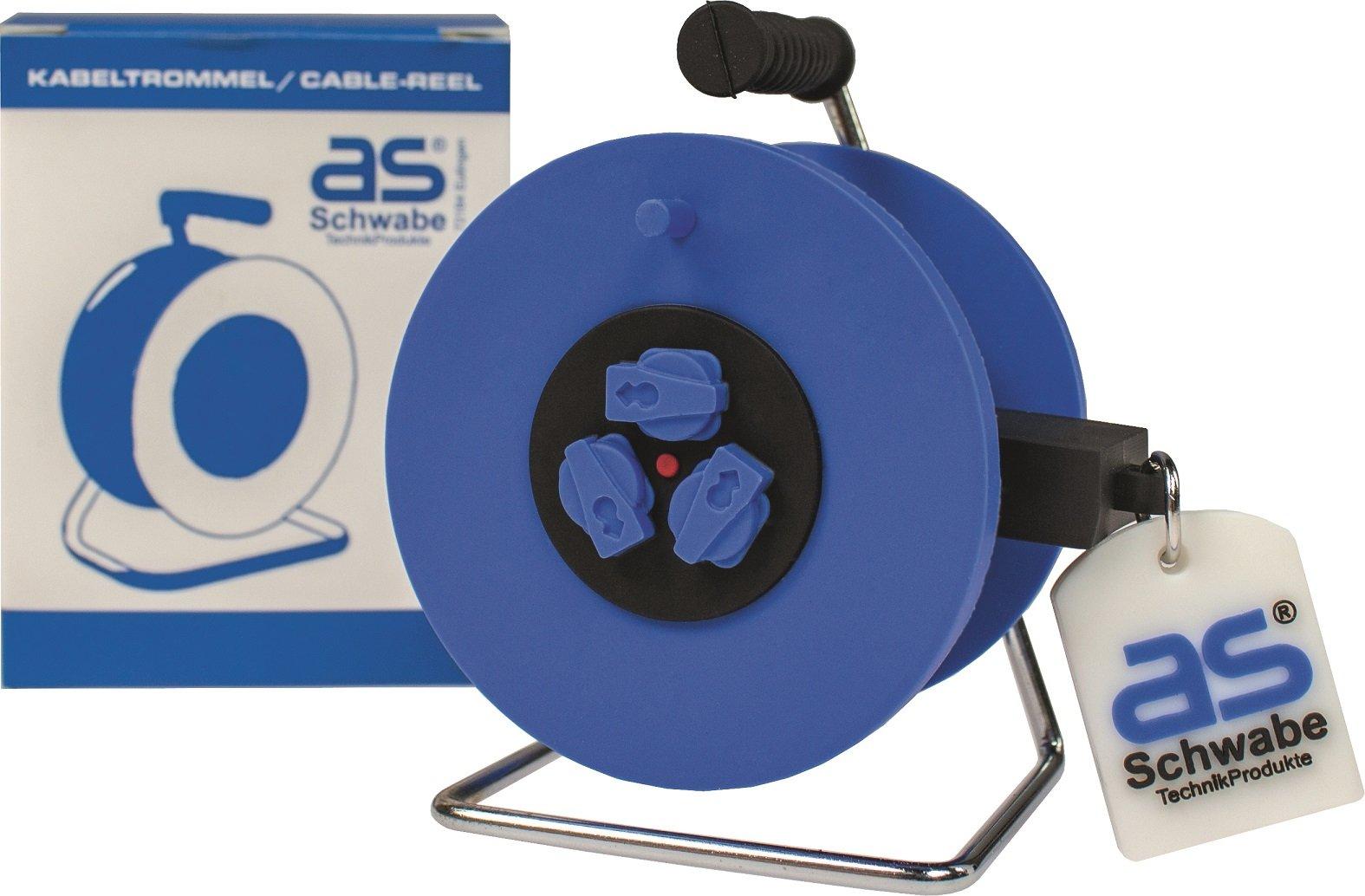 AS  - シュワーベ99458ラインボリューム2 GBのUSB 2.0フラッシュドライブ*スティック、提示電気技師楽しい贈り物、青