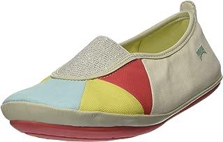 Camper 女童 TWS 儿童芭蕾平底鞋