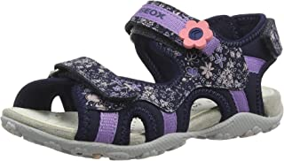 Geox 健乐士 Jr Roxanne C Peeptoe 女童凉鞋