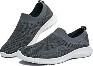 EVGLOW 女式步行鞋 – 一脚蹬*泡沫轻质运动鞋
