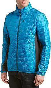 Spyder Rebel 保暖夹克 中 蓝色 510304