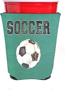 Soccer Michelob Ultra Koozies for slim cans 8484MUK 多色 Red Solo Cup