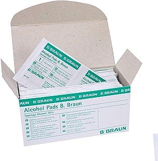 B Braun Alcohol 胶垫,1件装(1 x 100件)