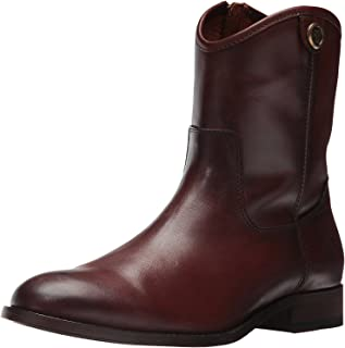 FRYE 女士 Melissa Button 短靴 2