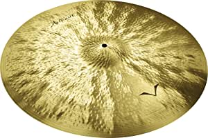 Sabian 22 Inch Vault Artisan Medium Ride Cymbal Brilliant Finish