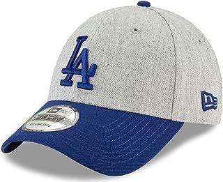 New Era 帽子男式联盟 Heathr Losdod Hgrotc 帽,灰色,均码