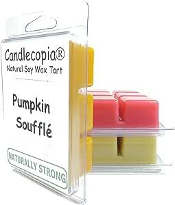 Candlecopia 强香型手工浇制*蜡熔化剂,18 个香型蜡立方体,9.6 盎司,3 x 6 件装 Bakery Fresh TART-BAKERY-3P