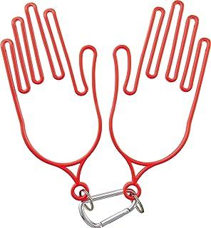 ZETT 棒球 击球、护备用手套用 手套 防变形 带登山扣