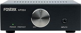 FOSTEX 小型个人放大器 AP20d 支持高清晰度
