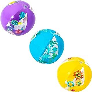 Bestway 54244 带冰淇淋手柄划桨泳池,302 x 170 x 51 厘米,颜色