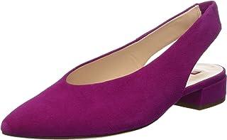 HÖGL  Easy 女士露跟芭蕾舞鞋 Rot (Fuchsia 42 34.5 EU