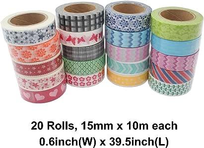 Fnado DIY 日本纸巾纸(20 卷) 款式3 PT0003