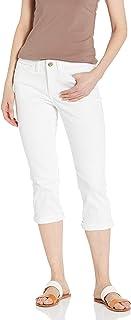 LEE 女式 Flex Motion 常規款 5 口袋七分牛仔褲
