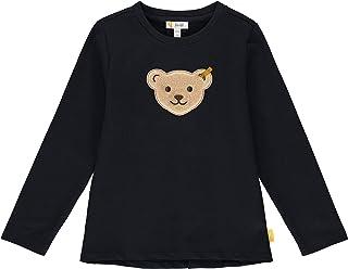 Steiff 女孩带泰迪熊主题运动衫