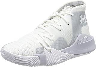 Under Armour 安德玛 Spawn Mid 男童篮球鞋