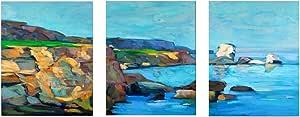 Cuzzco tr0225-桌布 油画印刷品 45 x 105 厘米
