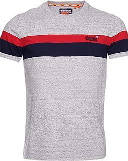 Superdry 极度干燥 男式 Ol 经典Yd 条纹 T 恤