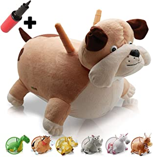 WALIKI Toys 弹跳马 Hopper Mr Jones (跳马,可充气骑行马,儿童骑行马 Doggo