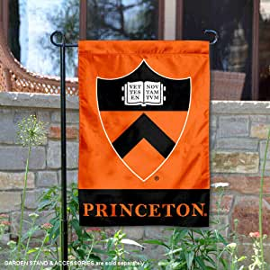 College Flags and Banners Co. Princeton Tigers 盾牌花园旗帜