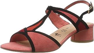 Tamaris 女士1-1-28256-32 692 T-Spangen 凉鞋