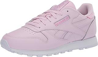 Reebok 锐步 女式经典皮革运动鞋