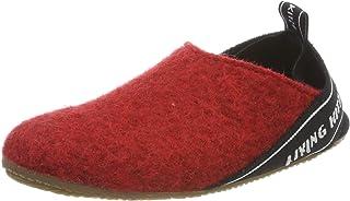 Living Kitzbühel 男孩拖鞋带 Lk 字样 & 氯丁橡胶低帮拖鞋