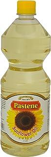 Pastene Sunflower Oil, 32 Ounce (Pack of 6)