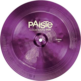 Paiste Color Sound 900 中国钹 - 14 英寸 - 紫色