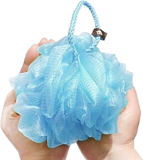"""浴巾 """" Plys シルキーウォッシュ  蓝色 Lサイズ"""
