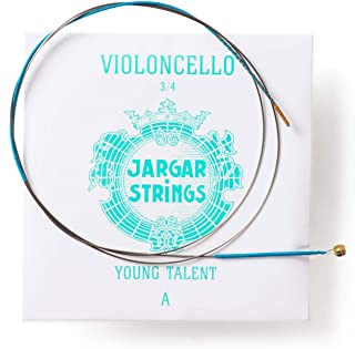 Yaga 绑带(JARGAR STRINGS) 弦 A 3/4 YOUNG TALENT Cello 用
