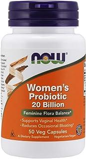 女士益生菌 20 亿,50 粒素食胶囊