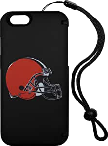 EYN Products The Ultimate Game Day Wallet Case for iPhone 6 - Retail Packaging - Browns