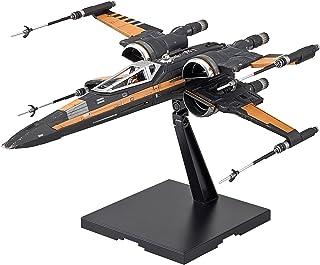 Bandai Hobby Poe's Boosted X-Wing Bandai 星球大战1/72 塑料模型 Hobby 太空船