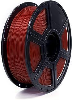 PLA 1kg 透明的 红色