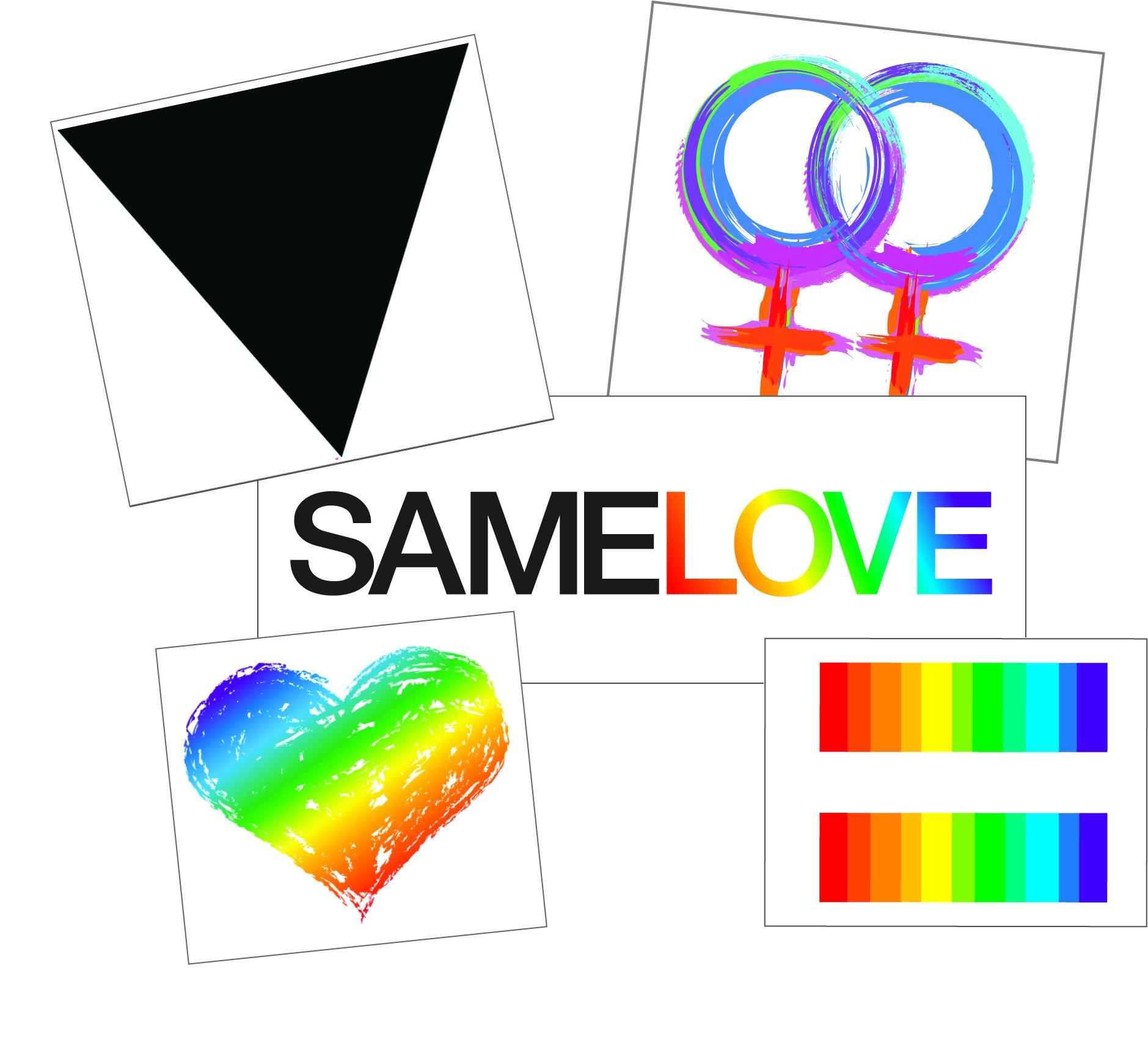 誇りレインボーハート一時的な入れ墨 - ゲイプライドアクセサリキット -  LGBTQボディアートキット - 男性、女性、若者のための半永久的な入れ墨の誇り