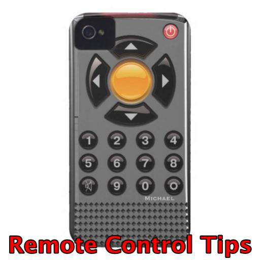 remote control tips