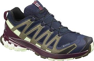 Salomon 萨洛蒙 女式运动水鞋徒步鞋 Navy Blazer/Winetasting/Patina Green 11