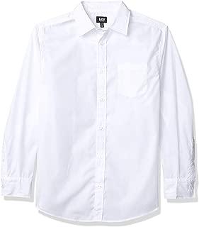 Lee 男士长袖正装衬衫