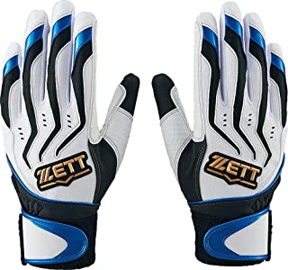 ZETT少年棒球 打击球手套 零一步 双手用 BG999J