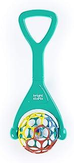 Bright Starts Oball 二合一滚筒直立推拉玩具
