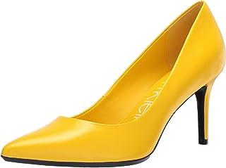 Calvin Klein 女士 Gayle 软羊皮鞋