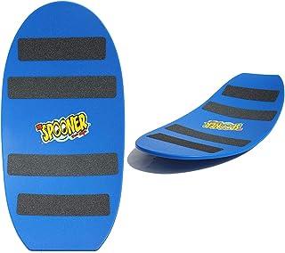 Spooner Boards 自由式无轮旋转滑板-蓝色