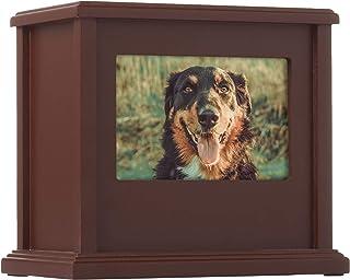 Pearhead 宠物纪念品纪念盒盒 Urns Espresso 咖啡色