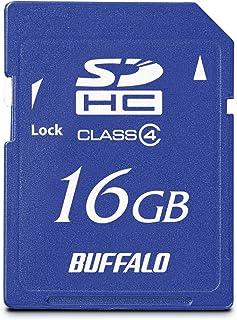 BUFFALO Class4 SDHC卡 RSDC-SC4B系列RSDC-S16GC4B 16GB