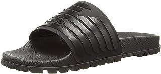 Emporio Armani 安普里奥·阿玛尼男式露趾标志凉鞋