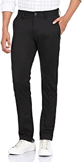 G-STAR RAW 男式 Bronson 修身斜纹棉布长裤 Black (Black 990) 38W / 38L