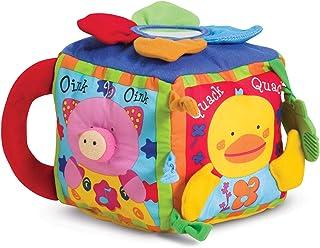 Melissa & Doug K's Kids 音乐魔方 教育婴儿玩具