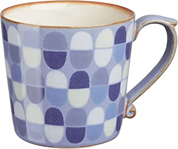 Denby 美国遗产 Fountain 菜盘 Fountain Accent Large Mug 1-Pound
