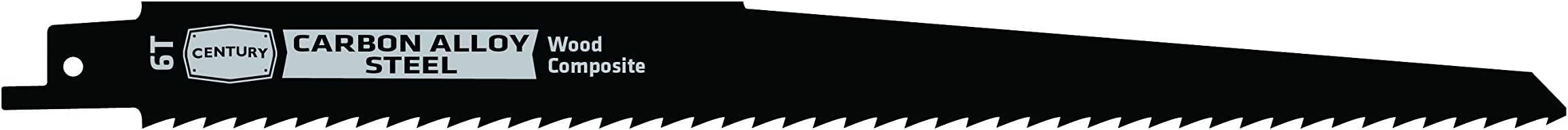 Century 钻和工具碳合金互补锯片 6T 48-00-5016