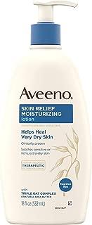Aveeno 天然 skin relief 24小時保濕乳液,510.3?gram